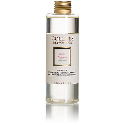 Rose blanche recharge 200ml