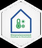 Logo Maison Dimensionnement Chauffage &