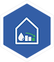 Logo Maison Consommation Eau Bleu.png