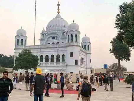 India condemns transfer of management & maintenance of Kartarpur Sahib to a Pakistan's non-Sikh body