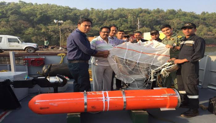 Defence Research and Development Organisation (DRDO) along with the Indian Navy conducted the successful maiden test trial of 'SAHAYAK-NG' India's first indigenously designed and developed Air Dropped Container from IL 38SD aircraft (Indian Navy) off the coast of Goa.