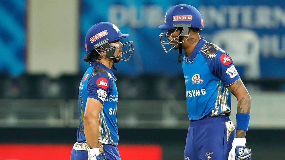 In the Qualifier 1 match of the Indian Premier League (IPL) 2020, Mumbai Indians beat Delhi Capitals by 57 runs at Dubai International Cricket Stadium. MI with their massive win against DC tonight has grabbed a spot in the final match of the 13th edition of IPL. While Suryakumar Yadav and Ishan Kishan played an amazing partnership, Hardik Pandya's last-minute explosive cameo of undefeated 37 runs off 14 balls allowed MI to set a high target of 201 runs for the DC to chase tonight. MI bowlers dominated the batting line-up of DC tonight, with Jasprit Bumrah grabbing 4 huge wickets in his spell of 4 overs while also maintaining an economy rate of 3.50 tonight. Marcus Stoinis' explosive innings of 65 runs off 46 balls for the DC goes in vain as they remained unsuccessful in chasing down the target given by MI to chase tonight.