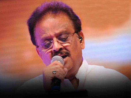 Veteran singer SP Balasubrahmanyam passes away at 74 following COVID-19 complications