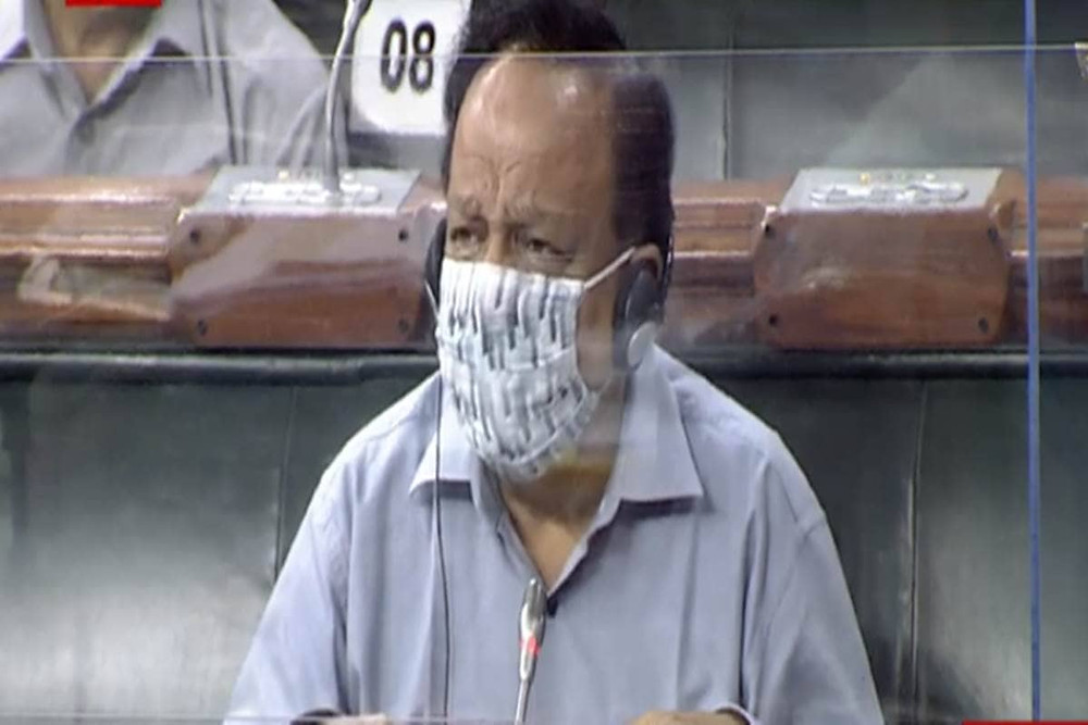 Rajya Sabha on Saturday passed The Epidemic Diseases (Amendment) Bill 2020 to criminalize attacks on healthcare workers amid the ongoing COVID-19 pandemic. The legislation provides for up to 5 years in jail for those who attack healthcare workers/Doctors fighting the COVID-19 outbreak in India.