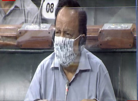 Rajya Sabha passes bill to criminalize attacks on healthcare workers amid COVID-19 pandemic