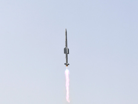 DRDO conducts successful launches of Indigenous Vertical Launch Short Range Surface to Air Missile