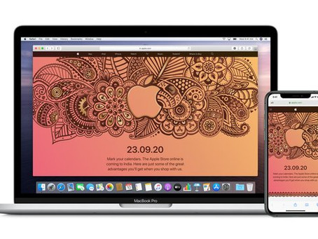 Apple store online to go live in India from September 23| Check details here