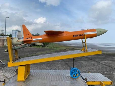 DRDO conduct successful flight test of ABHYAS