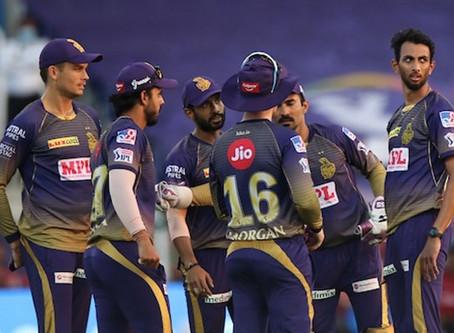 IPL 2020, KKR vs KXIP: Kolkata Knight Riders beat Kings XI Punjab by 2 runs in a last over thriller