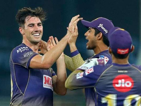 IPL 2020, KKR vs RR: Pat Cummins dominates as KKR beat RR by 60 runs