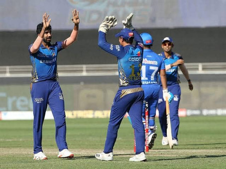IPL 2020, DC vs MI: Trent Boult & Jasprit Bumrah shines as MI beat DC by massive 9 wickets