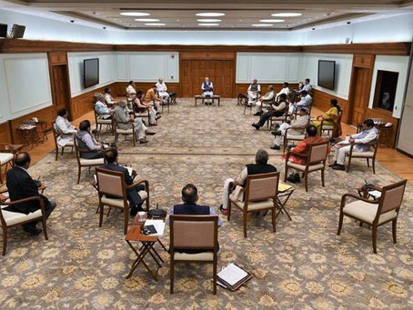 The Union Cabinet approves 'MISSION KARMYOGI' as part of Civil Services Reforms
