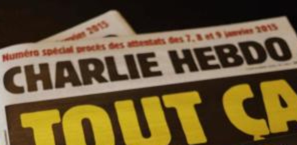 French Satirical Magazine Charlie Hebdo publishes controversial cartoons on islam and prophet muhammad