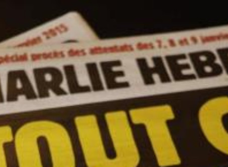 Satirical magazine CHARLIE HEBDO starts republishing allegedly blasphemous cartoons