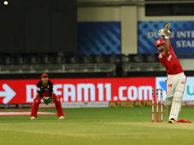 In the 6th match of the Indian Premier League (IPL) 2020, Kings XI Punjab (KXIP) beat Royal Challengers Bangalore (RCB) by 97 runs at Dubai International Stadium. Aided by the Captain KL Rahul's fiery knock of 132 runs off 69 balls, KXIP had put a high target of 207 runs for the RCB to chase.