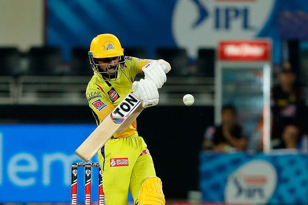 In the 49th match of the Indian Premier League (IPL) 2020, Chennai Super Kings (CSK) beat Kolkata Knight Riders (KKR) by 6 wickets at Dubai International Cricket Stadium. Ruturaj Gaikwad's brilliant knock of 72 runs off 53 balls, and Ravindra Jadeja's undefeated cameo of 31 runs helped CSK chase down the target of 173 runs given by the KKR tonight in a last-ball thriller. Ravindra Jadeja's match finishing six remains the highlight of tonight's match. Aided by Nitish Rana's impressive innings of 87 runs off 61 balls and a quick cameo by Dinesh Karthik, KKR gave a decent target of 173 runs for the CSK to chase tonight. With tonight's loss against Chennai Super Kings, Kolkata Knight Riders have lost a crucial match, which can cost them a place in the playoffs of the 13th edition of the IPL. Whereas, CSK, despite their win against KKR tonight, stays eliminated from the IPL 2020 for the first time since the series' conception. KKR continues to stand at the 5th position in the points table of the IPL 2020.