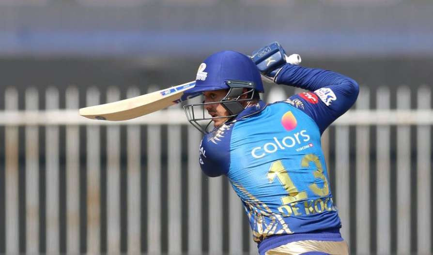 Rohit Sharma won the toss and elected to bat first. While the skipper lost his wicket after making 6 runs, Quinton de Kock shined with the bat as he made brilliant 67 runs off 39 balls for the MI. Suryakumar Yadav made quick runs in his innings with his knock of 27 runs off 18 balls. Youngster Ishan Kishan also played an average innings with his knock of 31 runs off 23 balls. Hardik Pandya tried to play explosively but lost his wicket after making 28 runs off 19 balls. Aided by Kieron Pollard and Krunal Pandya's explosive knocks, MI was able to set a high target of 209 runs for the SRH to chase. While the Pollard made 25 runs off 13 balls, the Krunal Pandya made impressive 20 runs off just 4 balls, aided by 2 sixes and 2 fours. Krunal Pandya had a strike rate of 500 in today's match. Rashid Khan remained the most economical bowler in his spell of 4 overs while also taking a wicket for the SRH. However, Sandeep Sharma and Siddharth Kaul shined for the SRH as they were able to take 2 wickets each in today's match.