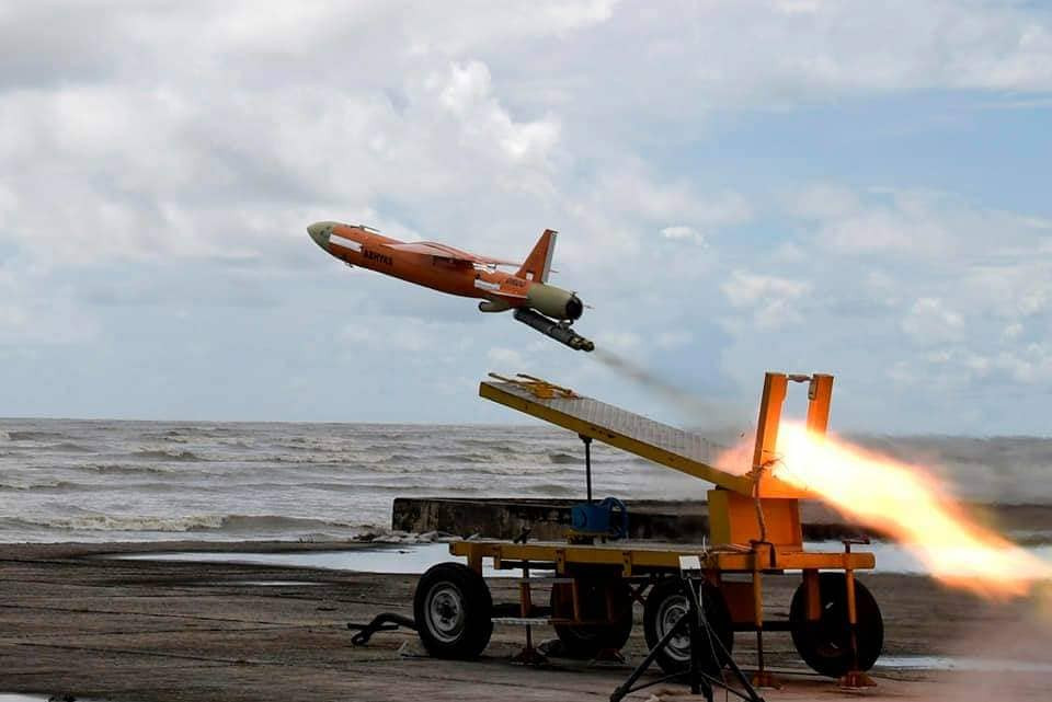 DRDO on Tuesday conducted successful flight test of ABHYAS - High Speed-Expendable-Aerial-Target (HEAT) from interim test range, Balasore in Odisha. During the trials, two demonstrator vehicles were successfully test flown. The vehicle can be used as target for evaluation of various missile systems.