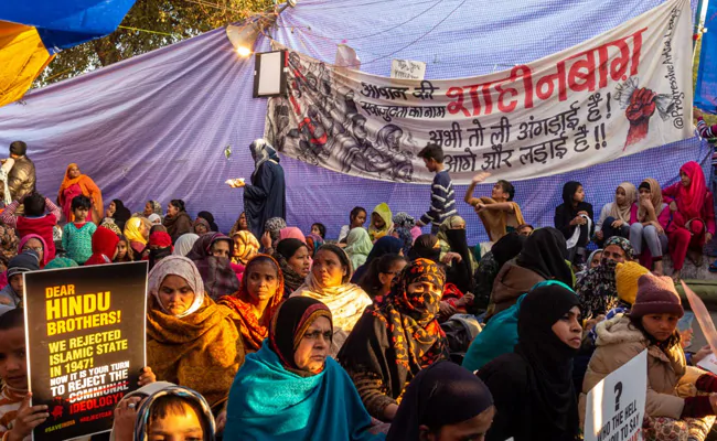 """The Supreme Court on Wednesday ruled that despite protesting being a democratic right, occupying public spaces for the same is not acceptable, referring to the incident of Shaheen Bagh protests against CAA. Upon hearing the petition citing protests that blocked the streets of the National Capital Region for months, the top court said that dissent """"shouldn't lead to inconvenience""""."""