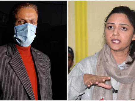 Shehla Rashid's father alleges she took 3 crores to join IAS turned Politician Shah Faisal's party