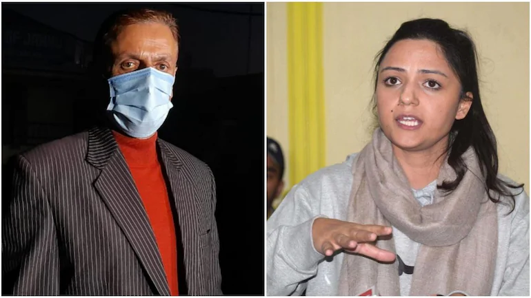 Abdul Rashid Shohra, the father of JNU scholar Shehla Rashid has alleged that she took 3 crores from a Kashmiri businessman to join IAS topper turned politician Shah Faisal's Jammu and Kashmir People's Movement Party. However, her father was restrained in October by a munsiff court in Srinagar from entering his own house following a domestic violence complaint by his family members. Thus giving him the motive to defame the daughter.