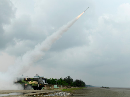 DRDO conducts successful flight-test of next-generation surface-to-air Akash Missile (Akash-NG)