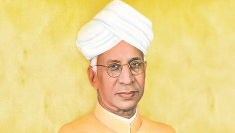 Dr. Sarvepalli Radhakrishnan scholar, educationalist and bharat ratna recipient