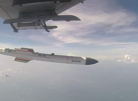 India successfully test-fires New Generation Anti-Radiation Missile 'Rudram-1' from Sukhoi Su-30 MKI