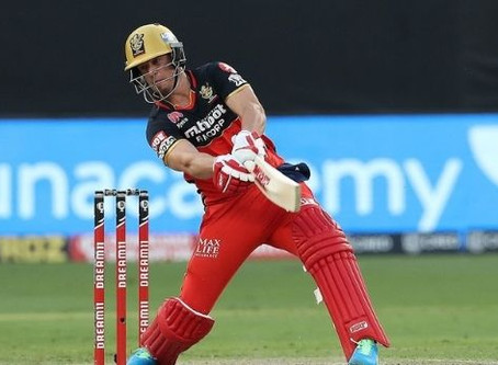 IPL 2020, RR vs RCB: ABD blasts off RCB to victory against RR by 7 wickets