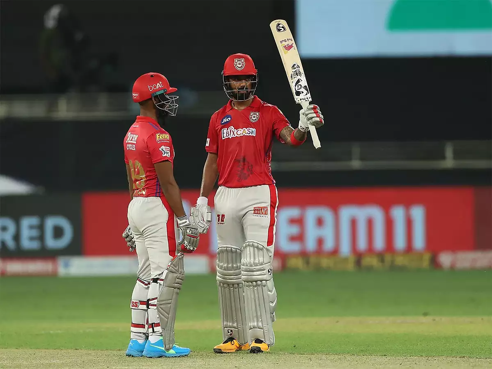 Skipper KL Rahul won the toss and elected to bat first. Kings XI Punjab had a great start aided by Skipper Rahul and Mayank Agarwal's partnership. KL Rahul shined for the KXIP with his brilliant knock of 63 runs off 52 balls. However, Mayank Agarwal took an early exit with his knock of 26 runs off 19 balls. Mandeep Singh had an average innings with his knock of 27 runs off 16 balls. Nicholas Pooran made quick runs for the KXIP with his explosive knock of 33 runs off 17 balls aided by 3 sixes and a four. Glenn Maxwell and Sarfaraz Khan remained undefeated as KXIP set a target of 179 runs for the CSK to chase. Shardul Thakur remained the most effective bowler for the CSK as he grabbed 2 wickets in his spell of 4 overs. However, Deepak Chahar was the economical bowler in his spell of 3 overs for the CSK.