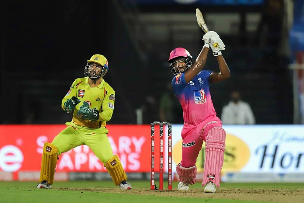In the 4th match of the Indian Premier League (IPL) 2020, Rajasthan Royals (RR) beat Chennai Super Kings (CSK) by 16 runs at Sharjah Cricket Stadium. Sanju Samson and Steve Smith's brilliant partnership helped RR put a very high target of 217 runs for the CSK to chase. Jofra Archer's explosive knock in the last overs helped RR breach 200 runs mark.