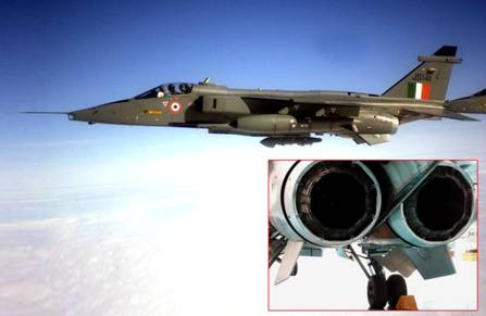 DRDO develops Advanced Indigenous Chaff Technology for the Indian Air Force