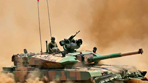 MoD places an order for 118 indigenous Main Battle Tanks Arjun Mk-1A for Indian Army