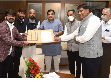 Nagpur-based NEERI transfers indigenously developed Saline Gargle RT-PCR technique to MSME Ministry