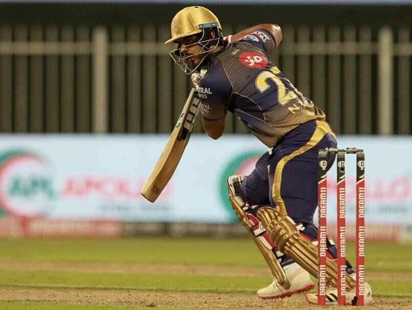 Kolkata Knight Riders had a disappointing start tonight. While Opener Shubhman Gill made 28 runs off 22 balls, the Sunil Narine got out making just 3 runs for the KKR. After the fall of Sunil Narine's wicket, Nitish Rana came to the crease and gave his best through his knock of 58 runs off 32 balls. Andre Russell lost his wicket in the early and made just 13 runs off 8 balls. Skipper Dinesh Karthik failed to save the sinking ship of KKR as he lost his wicket after making 6 runs. Eoin Morgan remained the solo batsman trying to help KKR chase DC's humongous target. Pat Cummins lost his wicket after making 5 runs for the KKR. Morgan gave DC a last moment heart attack with his explosive innings of 44 runs off 18 balls aided by 5 sixes and a four. Rahul Tripathi supported the Irish batsman with his fiery innings of 36 runs off 16 balls aided by 3 sixes and 3 fours. The partnership of the duo helped KKR move closer towards the target. However, Morgan & Tripathi lost their wickets without finishing the game for the KKR. Anrich Nortje remained the most effective bowler in his spell of 4 overs and took 3 wickets for the DC.