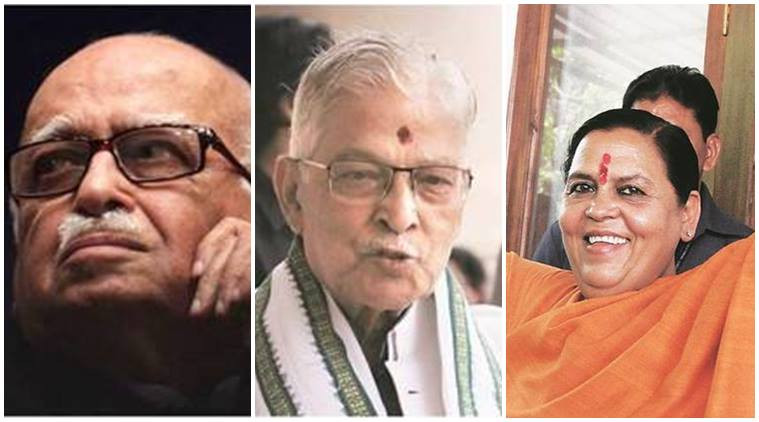 Veteran BJP Leaders LK Advani, Murli Manohar Joshi & Uma Bharti are among the 32 accused in Babri Demolition case. A special CBI court will deliever the verdict on 28 year old case on September 30 2020