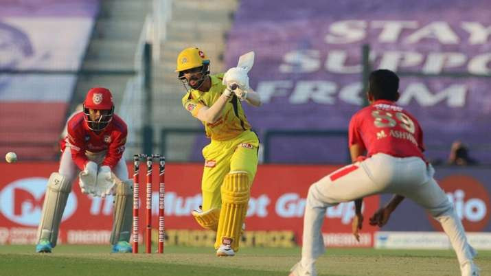 In the 53rd match of the Indian Premier League (IPL) 2020, Chennai Super Kings (CSK) beat Kings XI Punjab (KXIP) by wickets at Sheikh Zayed Stadium in Abu Dhabi. Openers Ruturaj Gaikwad's undefeated 62 runs knock and Faf du Plessis' 48 runs knock helps CSK grab a massive victory against KXIP by 9 wickets. Aided by Deepak Hooda's undefeated knock of 62 runs off 30 balls, KXIP gave a decent target of 154 runs for the CSK to chase today. Lungi Ngidi shined with the ball for the CSK today with him grabbing 3 crucial wickets in his spell of 4 overs.