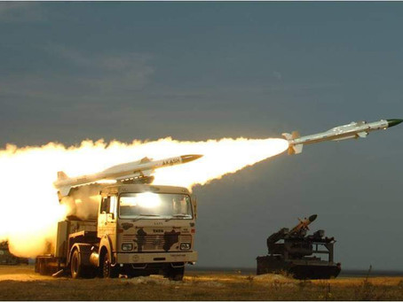 Union cabinet approves export of Akash Surface to Air Missile System for the first time