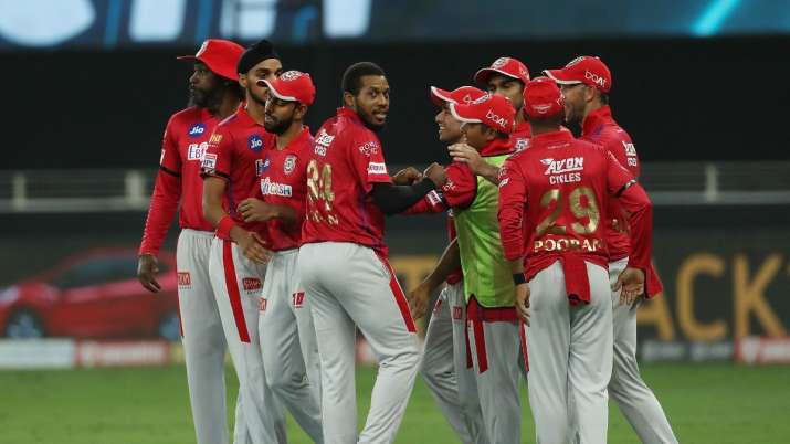 In the 43rd match of the Indian Premier League (IPL) 2020, Kings XI Punjab (KXIP) beat Sunrisers Hyderabad (SRH) by 12 runs at Dubai International Cricket Stadium. KXIP, after giving a low target of 127 runs for the SRH to chase tonight, KXIP bowlers rescued their team as they bowled out all 10 SRH' batsmen before they could reach the target score. Arshdeep Singh and Chris Jordan shined for the KXIP with them grabbing 3 wickets each tonight. With tonight's win against SRH, KXIP now stands at the 5th position in the points table of the 13th edition of IPL.