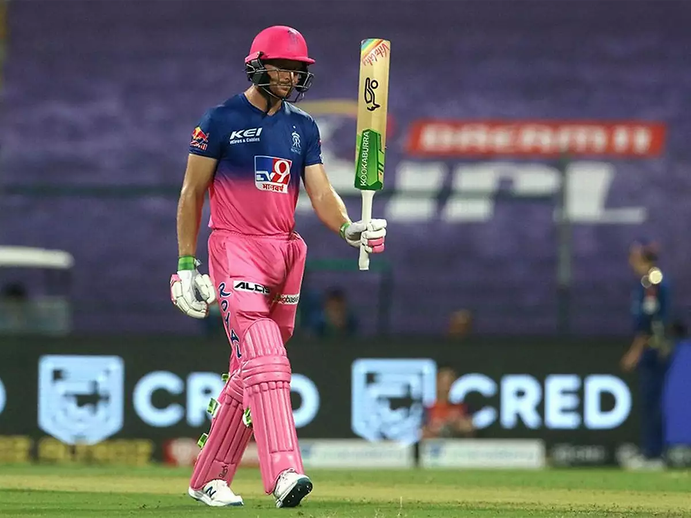 Rajasthan Royals had a very bad start tonight. Except for Joss Buttler's brilliant knock, none of their batsmen were able to make decent runs tonight. Yashasvi Jaiswal lost his wicket without making any runs. His opening partner Joss Buttler however, played explosive innings of 70 runs off 44 balls aided by 4 fours and 5 sixes. Skipper Steven Smith, who joined Buttler after the fall of the wicket of Jaiswal, failed to impress as he made just 6 runs tonight. Sanju Samson, who had a great season so far, shocked everyone with him going out for a duck tonight. The next 2 batsmen Mahipal Lomror and Tom Curran, also remained unsuccessful in saving the sinking ship of RR, while Lomror made just 11 runs, Curran could only make 15 runs tonight. Mumbai Indians' bowlers dominated the batting line-up of Rajasthan Royals tonight. Rajasthan Royals lost all their wickets at 136 runs tonight in the 19th over itself. Jasprit Bumrah remained the most economical yet effective bowler of the lot for the MI as he took 4 wickets at an economy rate of 5.00.
