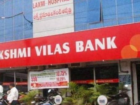 RBI imposes one-month moratorium on Lakshmi Vilas Bank | Withdrawals capped at ₹25,000