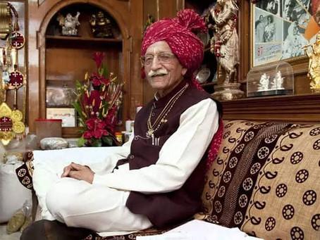 MDH owner 'Mahashay' Dharampal Gulati passes away at 98