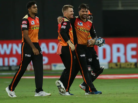 IPL 2020, SRH vs DC: David Warner & Wriddhiman Saha shines as SRH beat DC by 88 runs