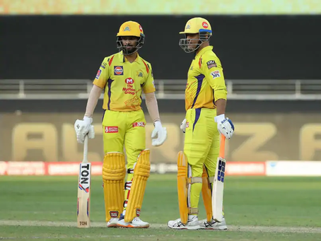 IPL 2020, RCB vs CSK: Ruturaj Gaikwad blasts off CSK to victory against RCB by 8 wickets