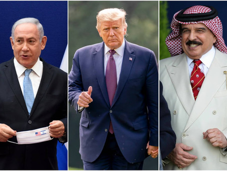 After UAE, Bahrain will normalize ties with Israel| Donald Trump brokered the deal