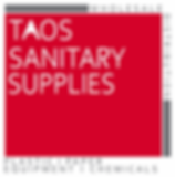 Taos Sanitary Supplies Logo
