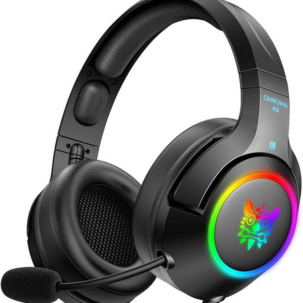 ONIKUMA Gaming Headset for PC,PS4,Xbox