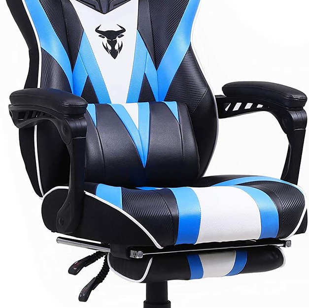 Gaming Chair for Adults, Gaming Chair with Massage