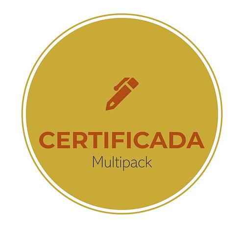 Multipack CERTIFICADA