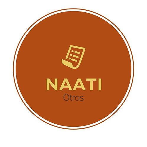NAATI / OTROS (72 horas)